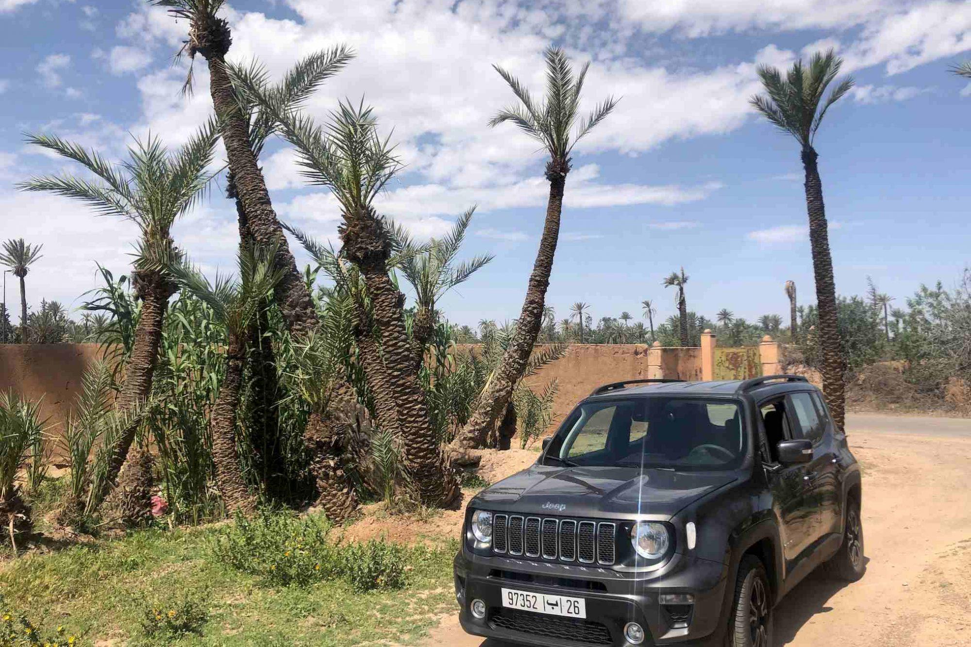 riad mazaya location de voiture